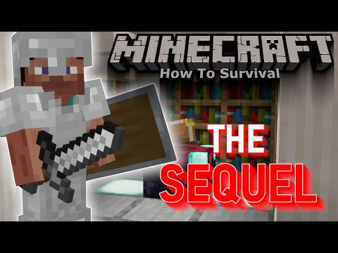 HOW TO - Start your Minecraft Survival PROPERLY #2! | Survival Beginner Tips & Tricks!