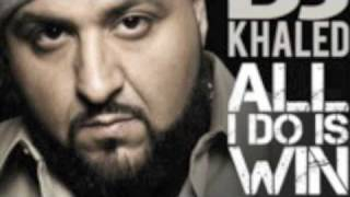 DJ Khaled- All I Do Is Win (ft. T-Pain, Ludacris, Snoop Dogg,&Rick Ross) W/ Lyrics