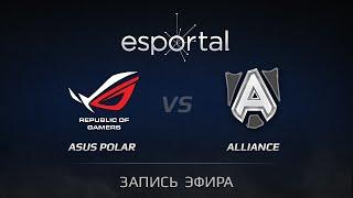 ASUS.Polar vs Alliance, game 2