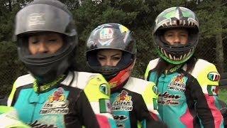 Conoce Esta Escudería De Mujeres Mexicanas, Motociclistas Y Extremas - Despierta América