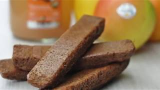Fingers sans beurre, sans sucre et sans gluten