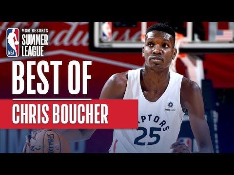 Video: Best of Chris Boucher | MGM Resorts NBA Summer League