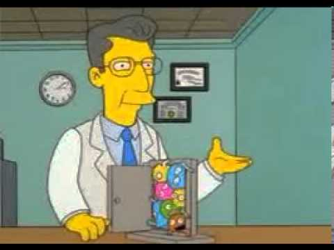 Mr. Burns indestructible