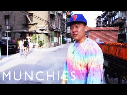 Shanghai - Subscribe to Munchies here: http://bit.ly/Subscribe-to-MUNCHIES In the first part of Huang's World: Shanghai, Eddie ventures into the heart of the city where he meets with Qiuxiang Wang, a...
