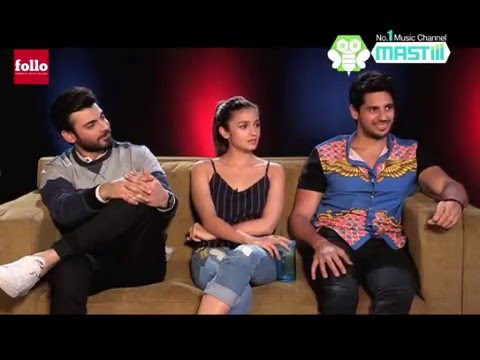 Sidharth Malhotra, Alia Bhatt and Fawad Khan On Their Film Kapoor & So...