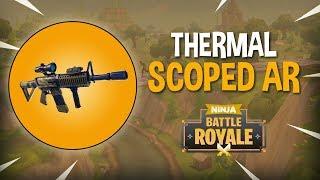 Video New Thermal Scoped AR!! - Fortnite Battle Royale Gameplay - Ninja MP3, 3GP, MP4, WEBM, AVI, FLV Juni 2018