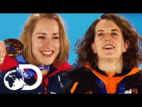 Top 5 Winter Olympic Moments! | 50 Greatest Moments Of The Olympic Winter Games (видео)