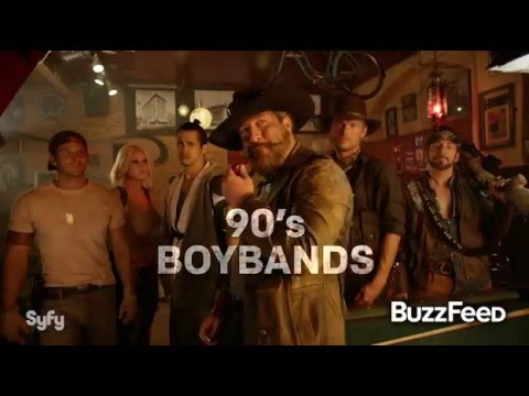 WATCH: A SyFy Movie Full of 90s Boy Bands!