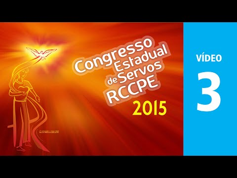 RCCPE Congresso 2015 - Video 3 - Jakeline - Envia...