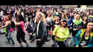 Zumba® Flashmob at FIBO 2016 Cologne, Germany