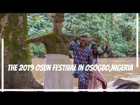 The In Search Of Uhuru Tour: The 2019 Osun Festival In Osogbo,Nigeria