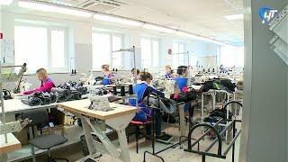 В областном центре состоялось торжественное открытие швейного предприятия по выпуску спецодежды