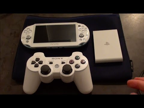 Playstation TV In Action! (Formerly PS Vita TV)