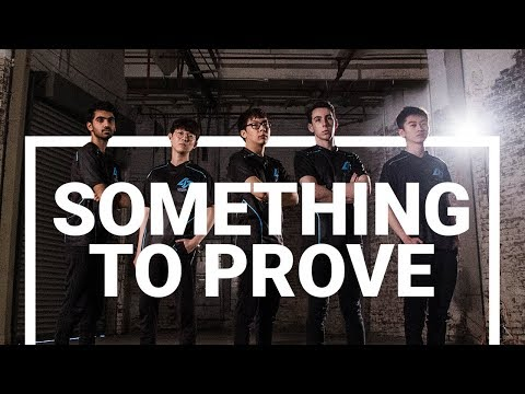 CLG Something To Prove Spring 2018 Intro