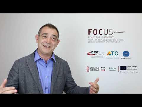 Focus Pyme Industria 4.0. Entrevista a  Joaquín Carretero. Nunsys[;;;][;;;]