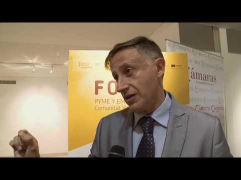Entrevista a Luis Ferrero, jefe del Área Internacional de Cámara Alicante[;;;][;;;]