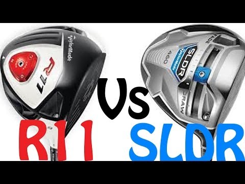 """Golf Course Vlog"" TaylorMade R11 Vs SLDR"