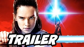 Video Star Wars The Last Jedi Trailer Breakdown - The End of The Jedi MP3, 3GP, MP4, WEBM, AVI, FLV Desember 2017