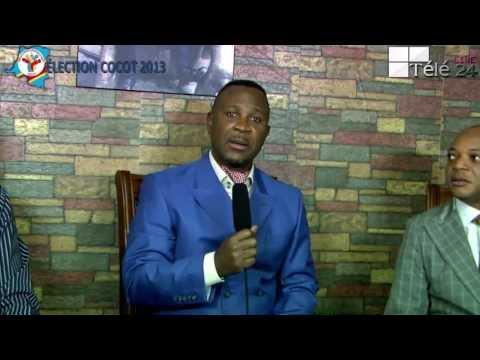 TÉLÉ 24 LIVE:   ÉLECTION  SPÉCIALE  2013, DE LA COMMUNAUTÉ CONGOLAISE DE LA GRANDE RÉGION DE TORONTO