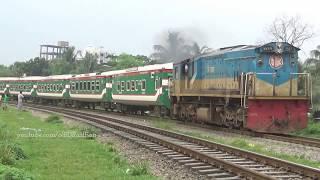 Video location : Near Tongi Railway Station, Dhaka, Bangladesh I captured this Video With my Camera : SONY(R) HDR- CX405 (3.6V=50i)
