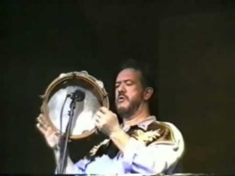 Airto Moreira - Pandeiro & voice solo