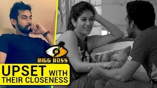 Video Bandgi's Boyfriend UPSET With Her CLOSENESS To Puneesh | Bigg Boss 11 MP3, 3GP, MP4, WEBM, AVI, FLV Oktober 2017