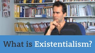 Understanding approaches: existentialism