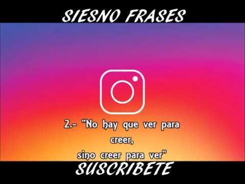 Frases para fotos - 25 Frases para usar en tus fotos de Instagram