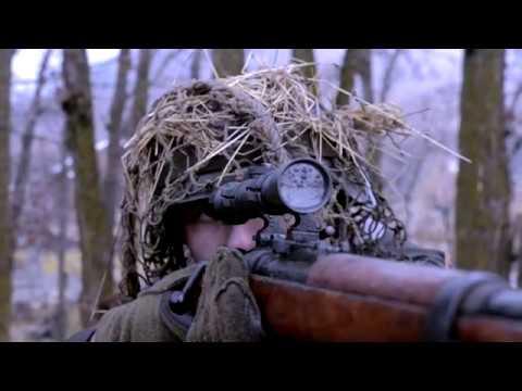 WWII SHORT FILM: Freund (2017) - Moral of a German Sniper