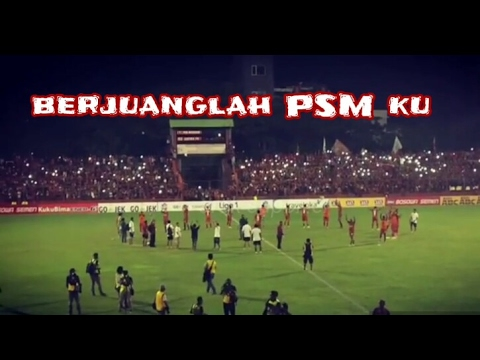 merinding suppoter PSM Makassar Bersatu Suara PSM MAKASSAR VS AREMA FC 1-0 FT Highlights ○ LIGA 1 INDONESIA ○ 2017 PSM MAKASSAR VS AREMA FC 1-0 FT