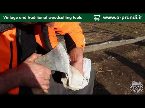 Come affilare la lama della propria ascia?