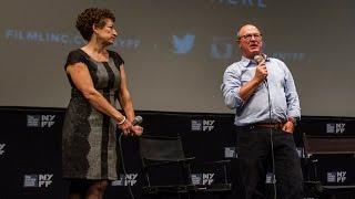 "NYFF52 ""Merchants of Doubt"" Q&A | Robert Kenner & Naomi Oreskes"