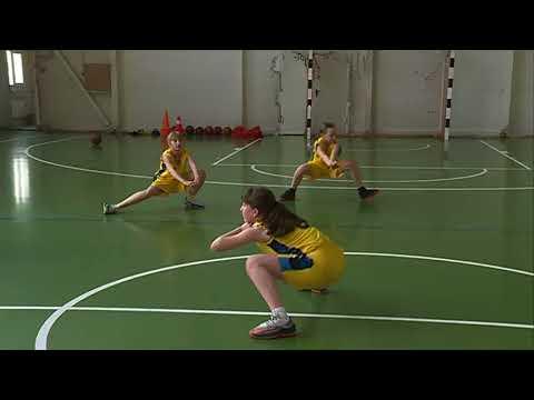 Наша ПОДзарядка. 17.05.2018. Баскетбол - DomaVideo.Ru