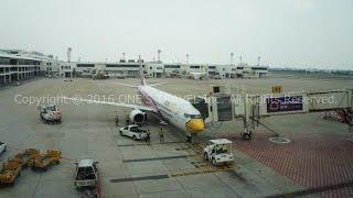 タイの交通・ドンムアン空港(飛行機)