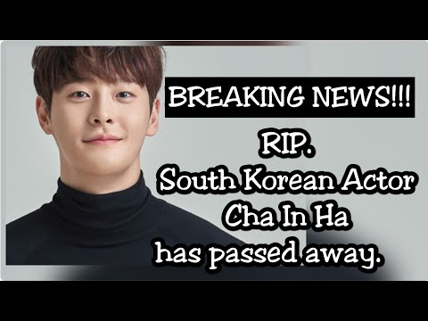 Cha In Ha | 차인하 | Cha In Ha found dead | another Kpop star died | RIP