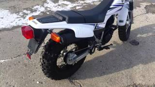 9. 2012 Yamaha TW200 U2722