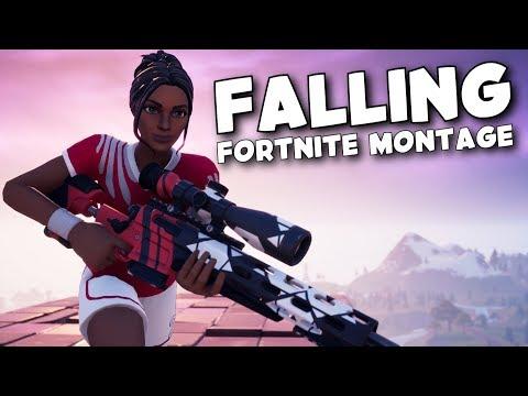 "Fortnite Montage - ""FALLING"" (Trevor Daniel)"