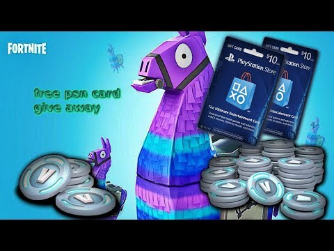 Free $-psn card-$ giveaway no joke must whatch....[save world plays and br plays]