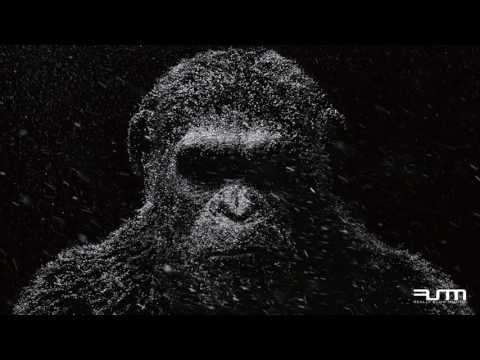 Really Slow Motion & Giant Apes - The Furies (WAR FOR THE PLANET OF THE APES - Trailer Music)