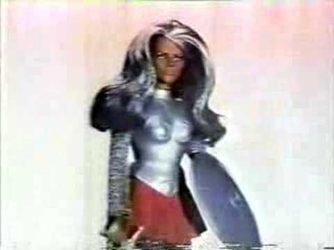 sideshowcarny - A Wonder Woman doll commercial from the 1970s.
