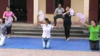 Liên Hoan Tiếng Hát Suối Mỡ- Trường THCS Nghĩa Phương-Lục Nam- Bắc Giang