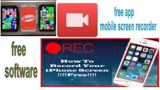 Download Lagu How To Record Your Phone Screen (Without Root) For Android/screen recorder Mp3