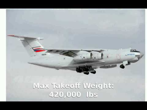 Ilyushin Il-76MD-90A  Military...