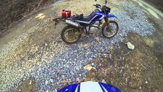 9. GoPro: A Few Thoughts On The Yamaha XT250