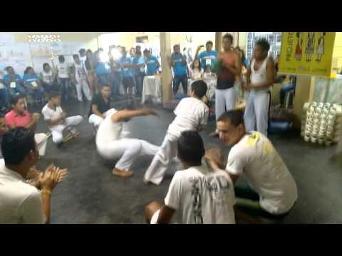 Grupo de Capoeira Arte e Defesa em Orobo-pe