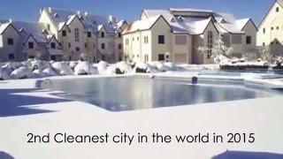 Ifrane Morocco  City new picture : Ifrane town - Morocco - مدينة افران