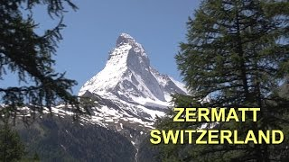 Please subscribe:  http://bit.ly/2pmdyeu Switzerland playlist  http://bit.ly/2qsUismZermatt, Switzerland – one of the most beautiful towns in the Alps, surrounded by 15,000-foot-high mountain peaks. In this show we're going to focus on Zermatt town itself. The pedestrian streets are narrow and lined with shops, restaurants, hotels and inns near the rail station. Homes and houses are scattered throughout, some perched on the lower edge of the mountains.For a very long time Switzerland and the Alps have been among the most beautiful regions, sought by millions of tourists from all parts of the world. They display the greatest mountains and valleys in their grandest form and have a special charm that is most seductive.Zermatt is considered Switzerland's most popular visitor destination getting about 2 million visitors a year. So depending on the time of day or the season, this village could get pretty crowded. You might want to come in the shoulder season. Month of May is perfect, if it's late May, especially. Early May you might run into snow on the trails and that gets in the way of your hiking. Late May and early September are pretty much the perfect times to be here.Zermatt is well-equipped to handle a large number of visitors they get, with 130 hotels in the main village area, not to mention bed-and-breakfasts and other hotels in nearby towns. Many people just come for the day, you can arrive by train in the morning, walk around, although that's not recommended. There's so much to see and do in Zermatt you really want to spend a couple of nights – at least two or even three nights would be very nice. They have got 70 ski lifts if you're a skier, especially in the wintertime they're all functioning. In the summer as we have seen up on the Klein Matterhorn you can ski all year round. And naturally this is heaven for serious rock climbers there. You'll see people with their ropes and spikes in pickaxes walking down the main lane heading for the hills.http://tourvideo