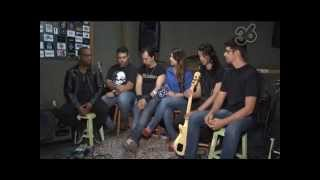 Entrevista com a banda Dancing Flame.
