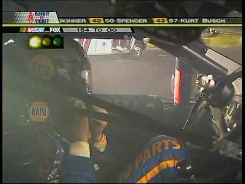"2005 Coca Cola 600 NASCAR On Fox ""Big One"" 15th Caution"