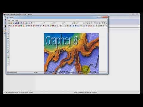 Golden Software Grapher- Installation